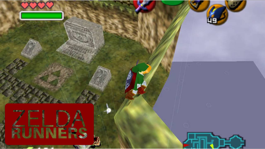 Zelda Runners - To Infinity and Beyond! - Zelda Dungeon