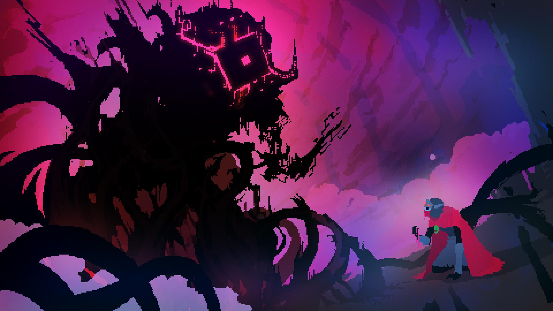 Inspired By Zelda: The Beautiful Violence Of Hyper Light Drifter