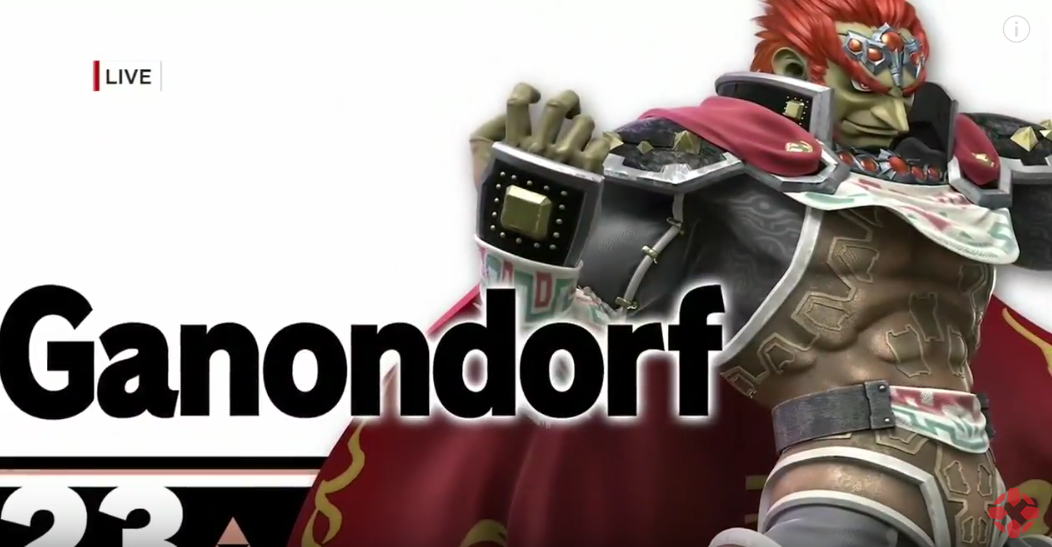 Ganondorf Returns To Super Smash Bros Ultimate With A