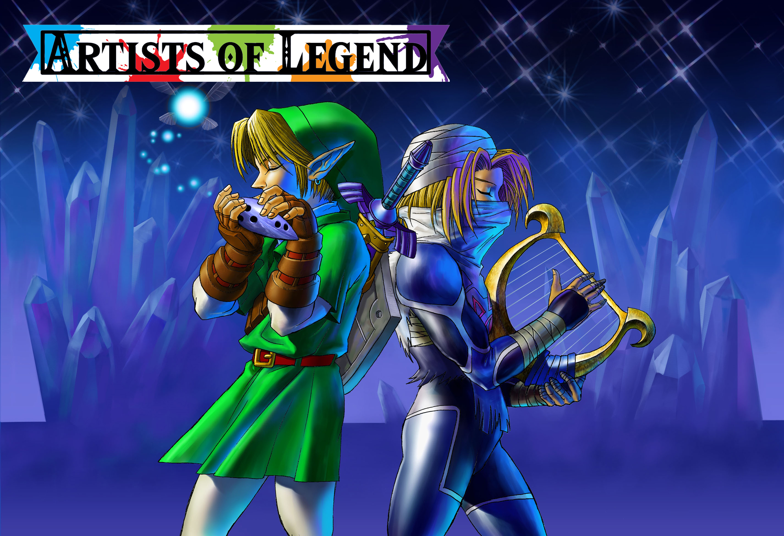 Artists Of Legend: Realms And Rhythms