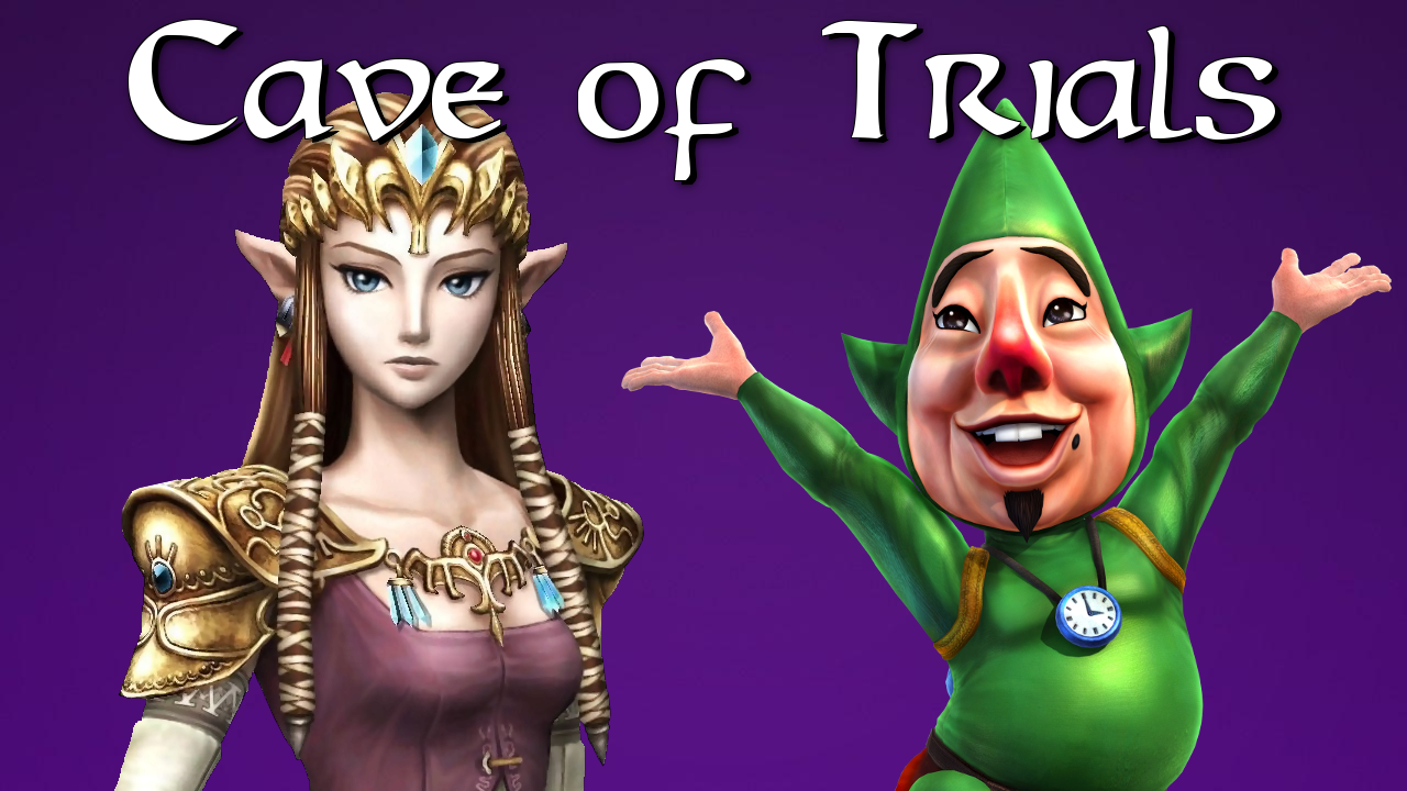 Cave of Trials: Tingle's Rosy Challenge