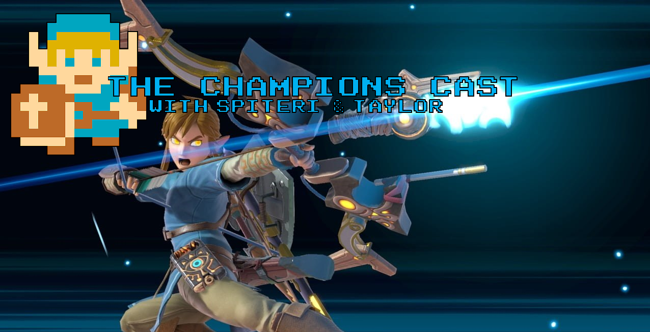 Smash Bros., Plagiarism , and Why the Zelda Timeline is Dumb in The Champions' Cast - Episode 21!