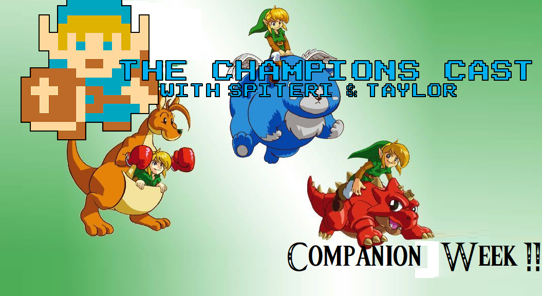 Companion Week: Taking A Trip Down Memory Lane and Discussing EVERY Zelda Companion in The Champions' Cast - Episode 26