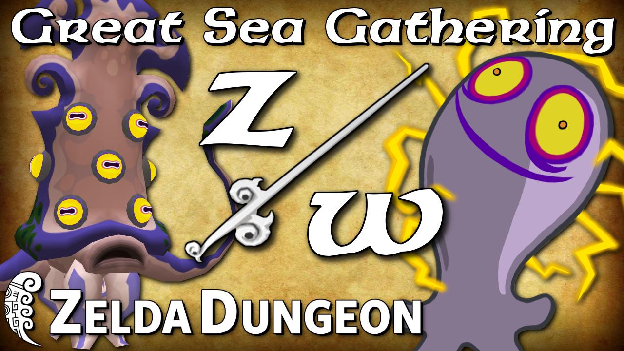 Great Sea Gathering - Zelda Warfare