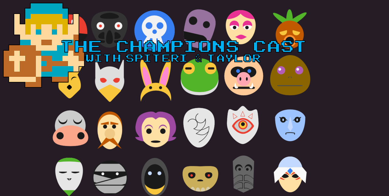 Grading Every Mask in Majora's Mask in The Champions' Cast - Episode 30!