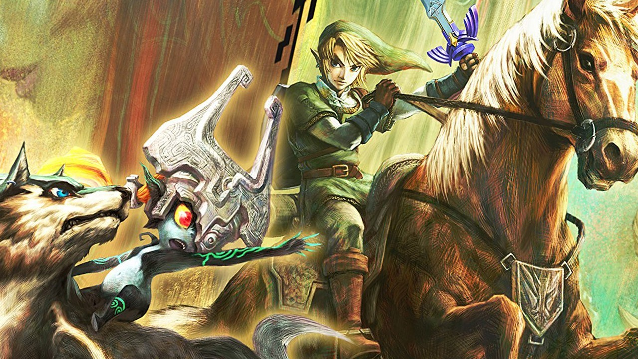 Nintendo Registers Trademark for Twilight Princess
