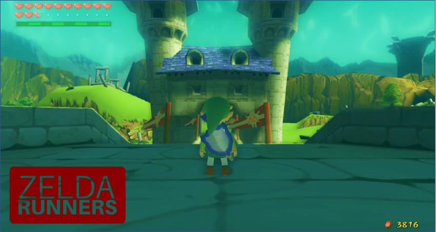 Zelda Runners - Breaking Barriers