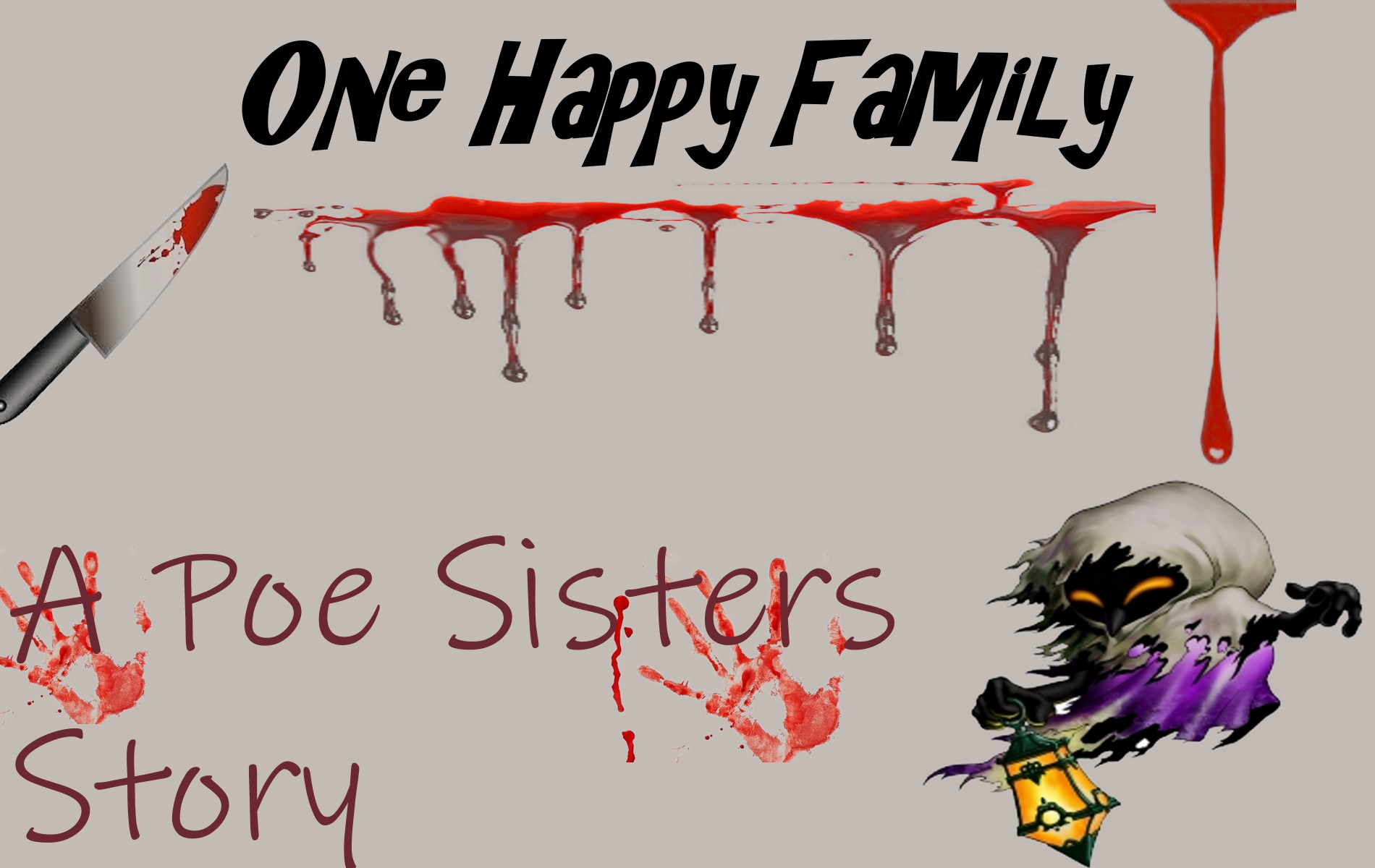 Fan Fiction Friday: Poe Sister - One Happy Family - Finale