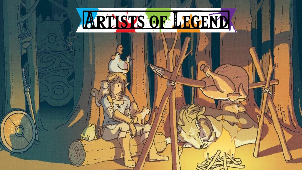 Artists Of Legend: Age Of Calamity And Thanksgiving 2020