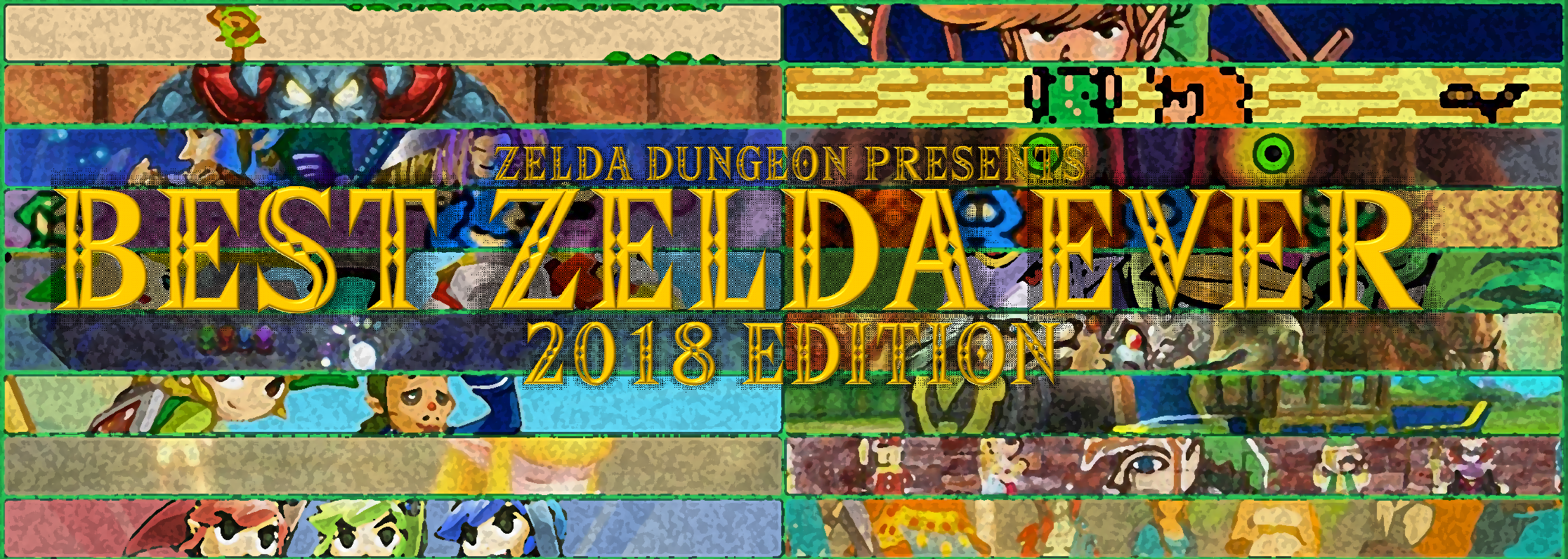 zelda dungeon's best zelda ever: 2018 edition list – zelda dungeon