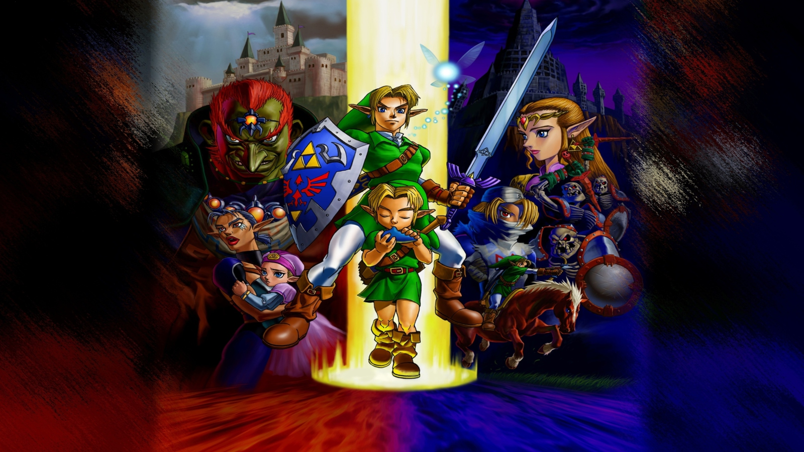 Introducing Ocarina of Time Week: Celebrating the 20th Birthday of a Nintendo 64 Classic