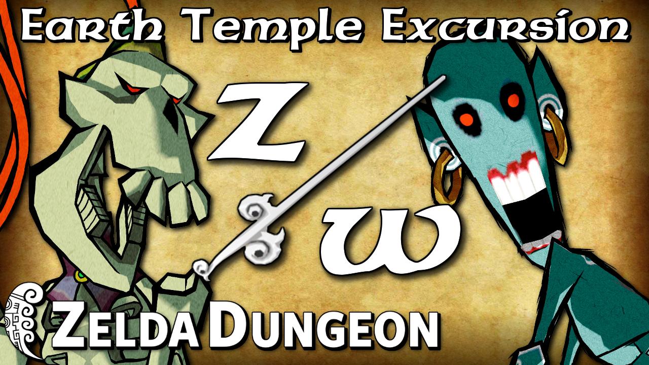Earth Temple Excursion - Zelda Warfare