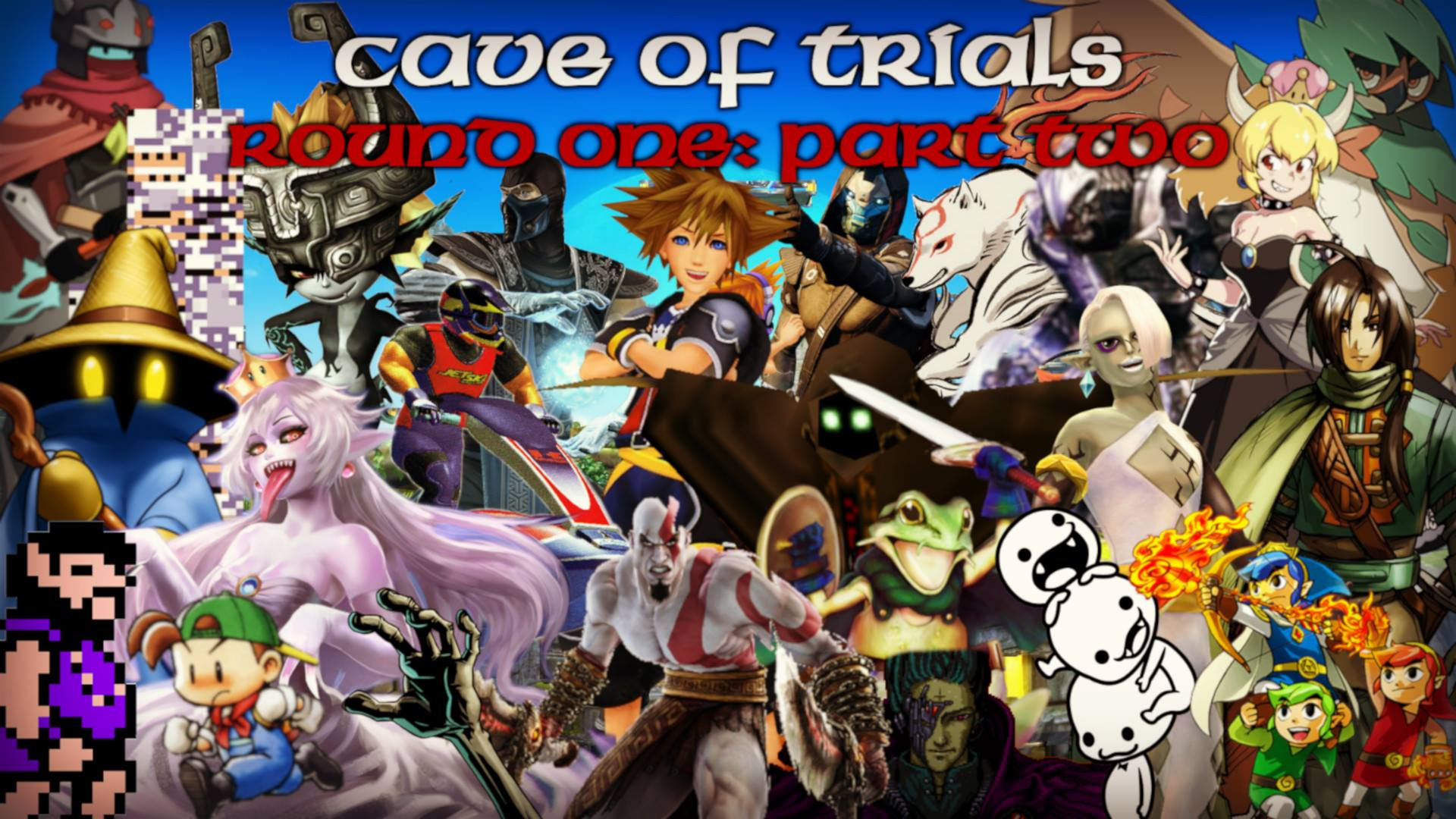 Cave of Trials: The Smash Ultimate Fantasmic Holiday Tournament Round One Rolls on Into Part Two!