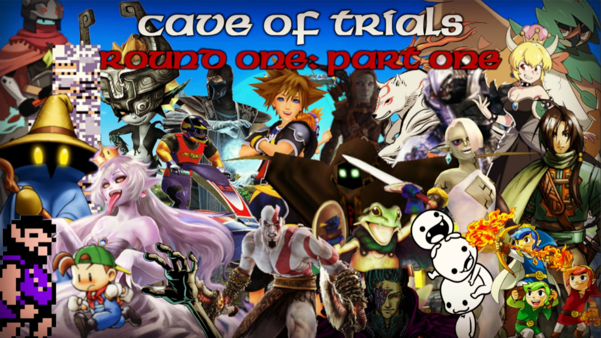 Cave of Trials: The Smash Ultimate Fantasmic Holiday Tournament is Not Only Here, But Has Become Bigger and More Badass!