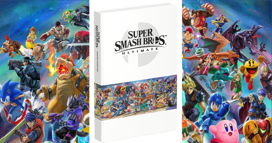 smash bros ultimate collectors edition