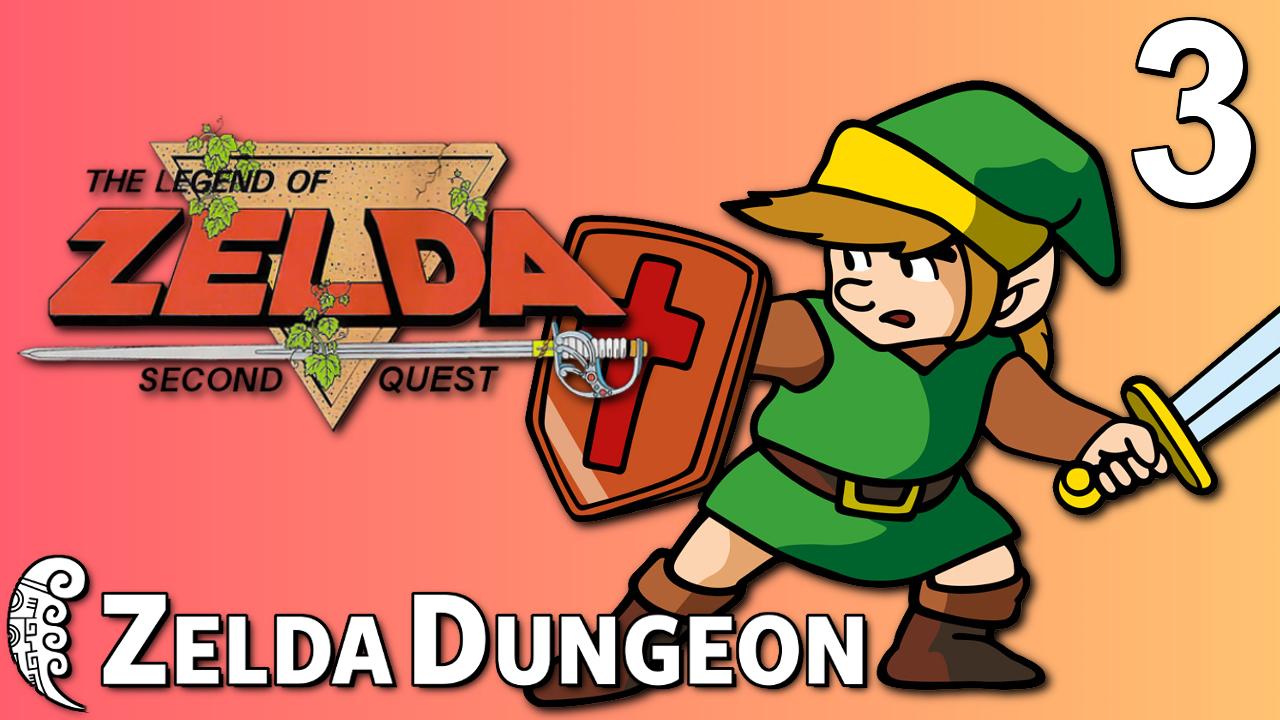 Exploring one of the Strangest Dungeons in The Legend of Zelda