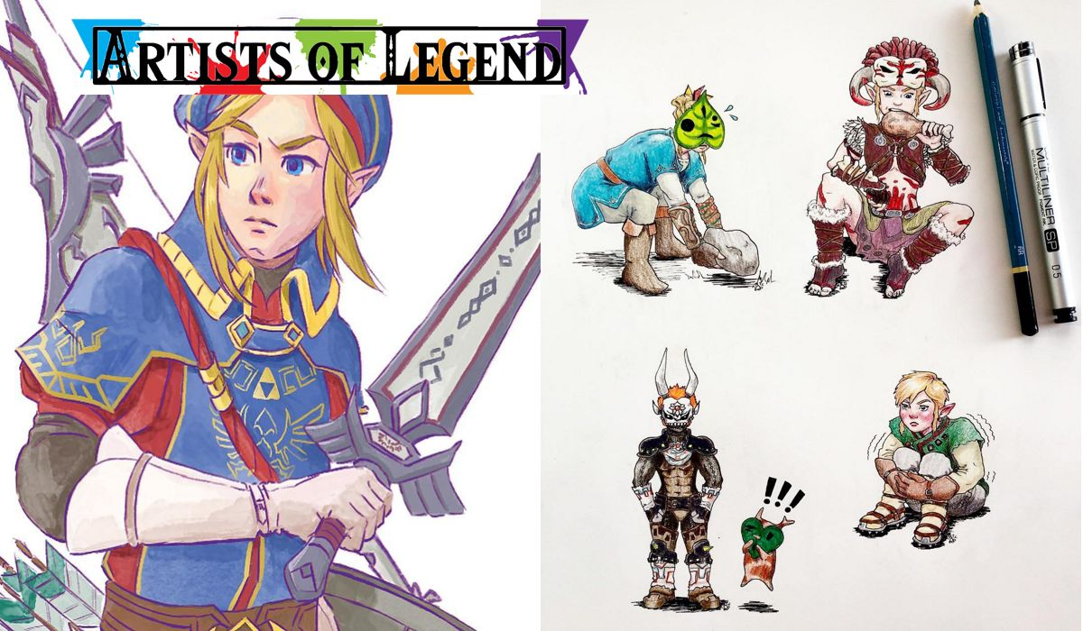 Artists Of Legend: Clothes and the Cold