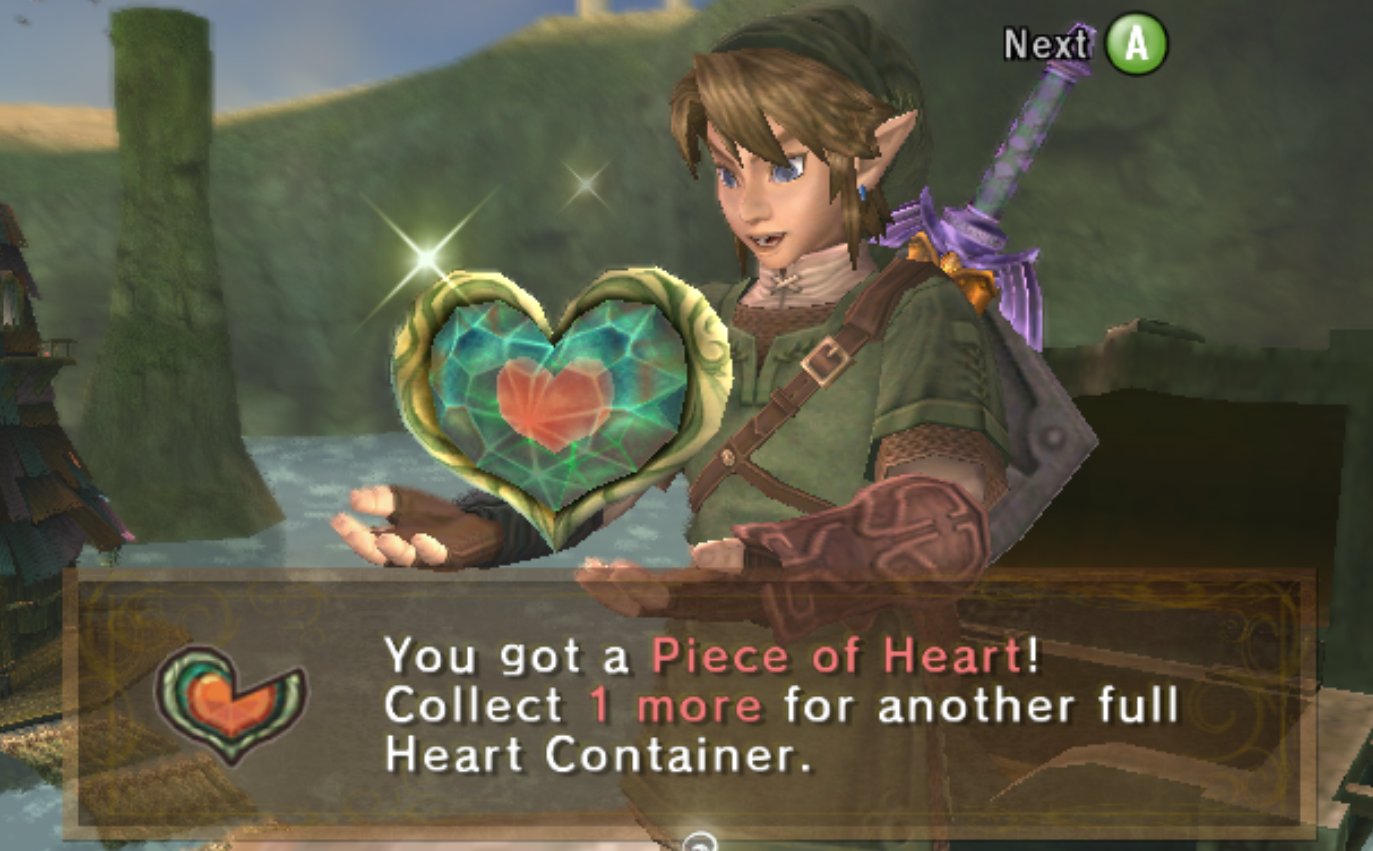 Daily Debate Did You Miss Collecting Pieces Of Heart In Breath Of The Wild Zelda Dungeon