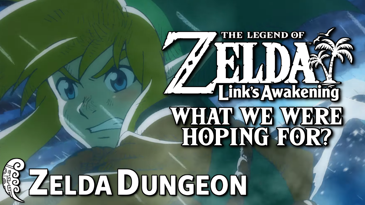 Is Link's Awakening the Game We Were Hoping For? - Hyrule Compendium