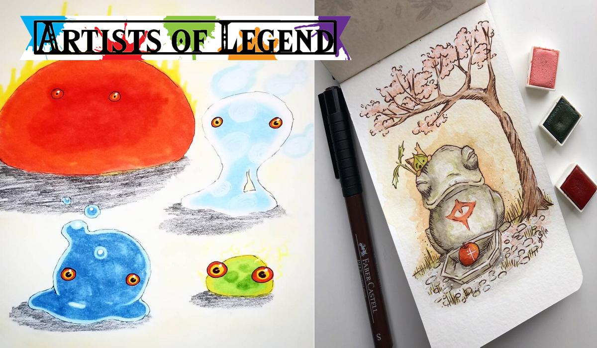 Artists of Legend: Celebrating Chuchus and Big News