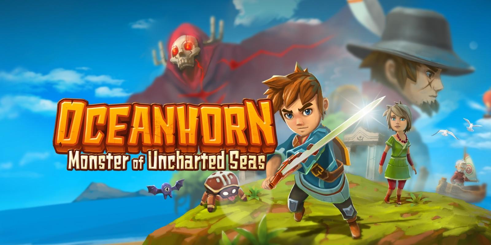 Inspired By Zelda: The Swashbuckling Spirit of Oceanhorn