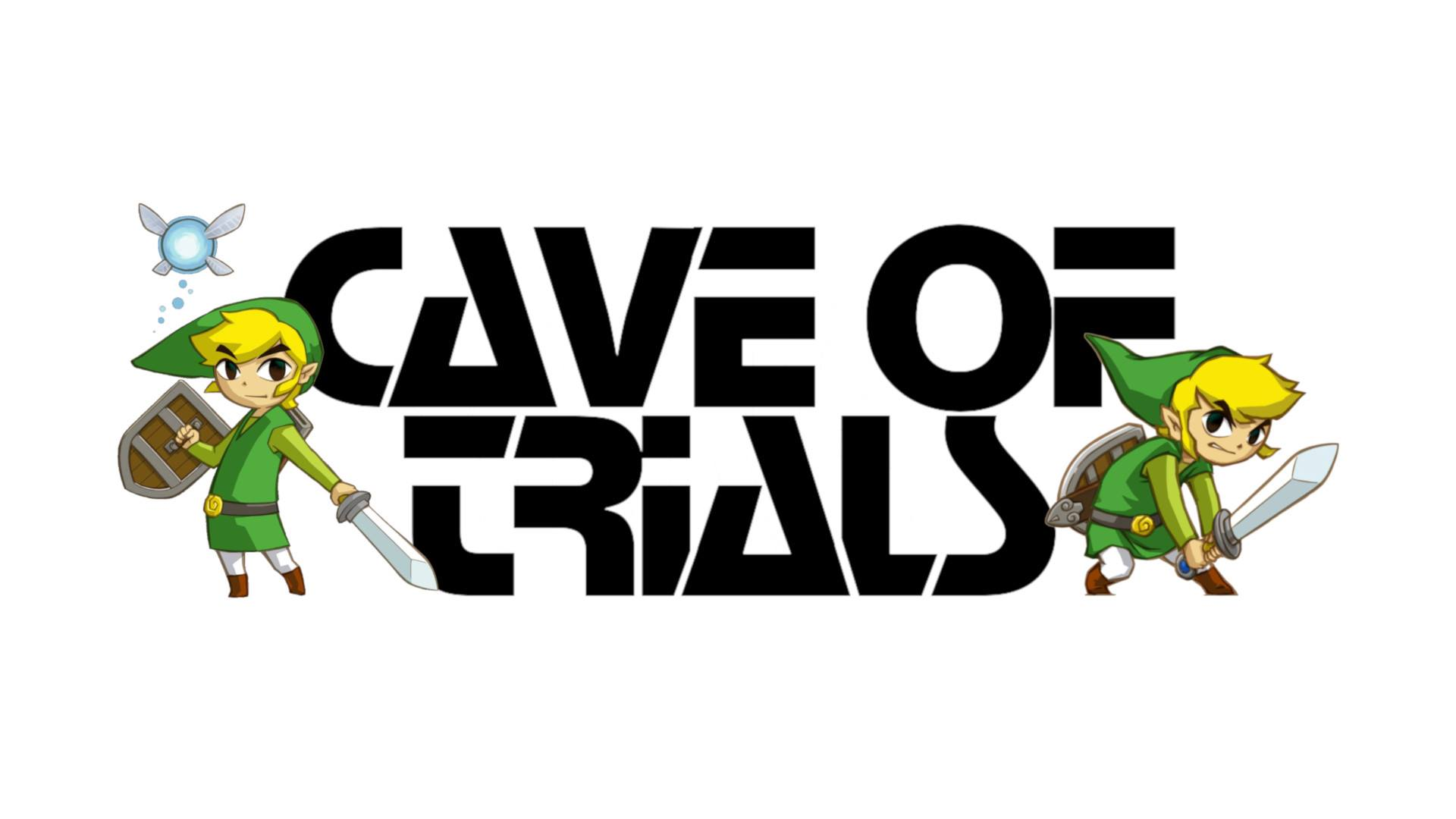 Cave of Trials: The Battle of the Link's Begin!