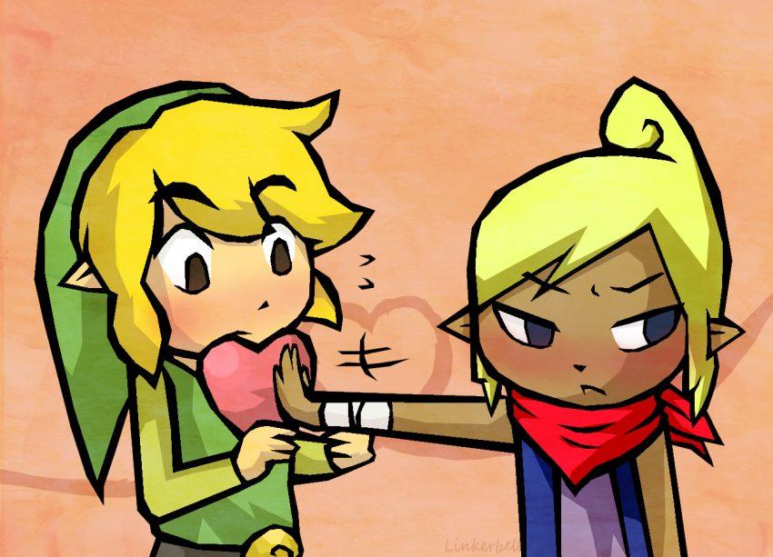 Er link dating Zelda