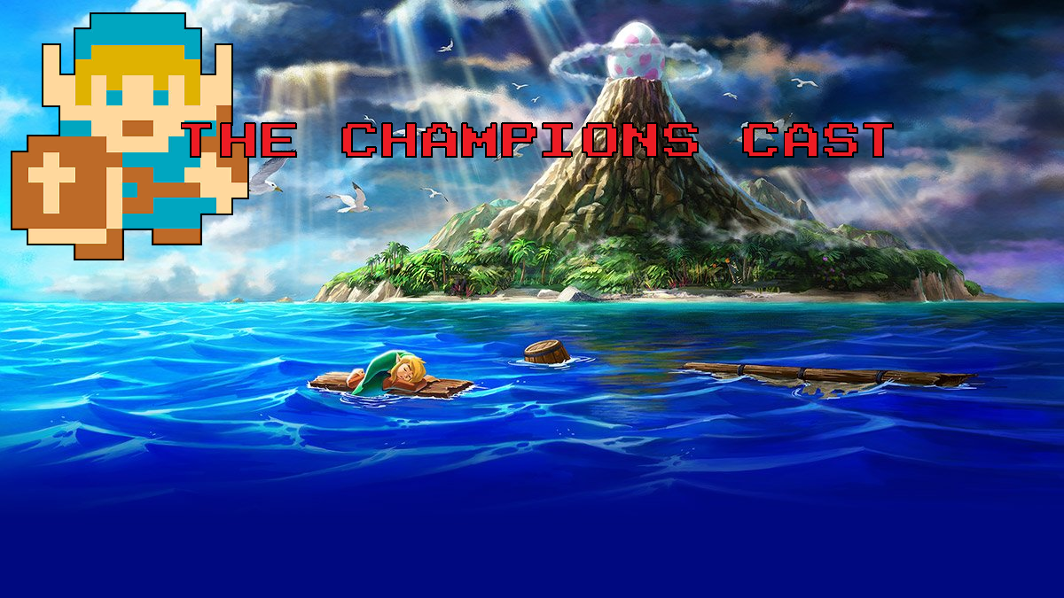 Link's Awakening Remake is Finally Happening for the Switch! Our Reactions and Hopes on The Champions' Cast - Episode 47!