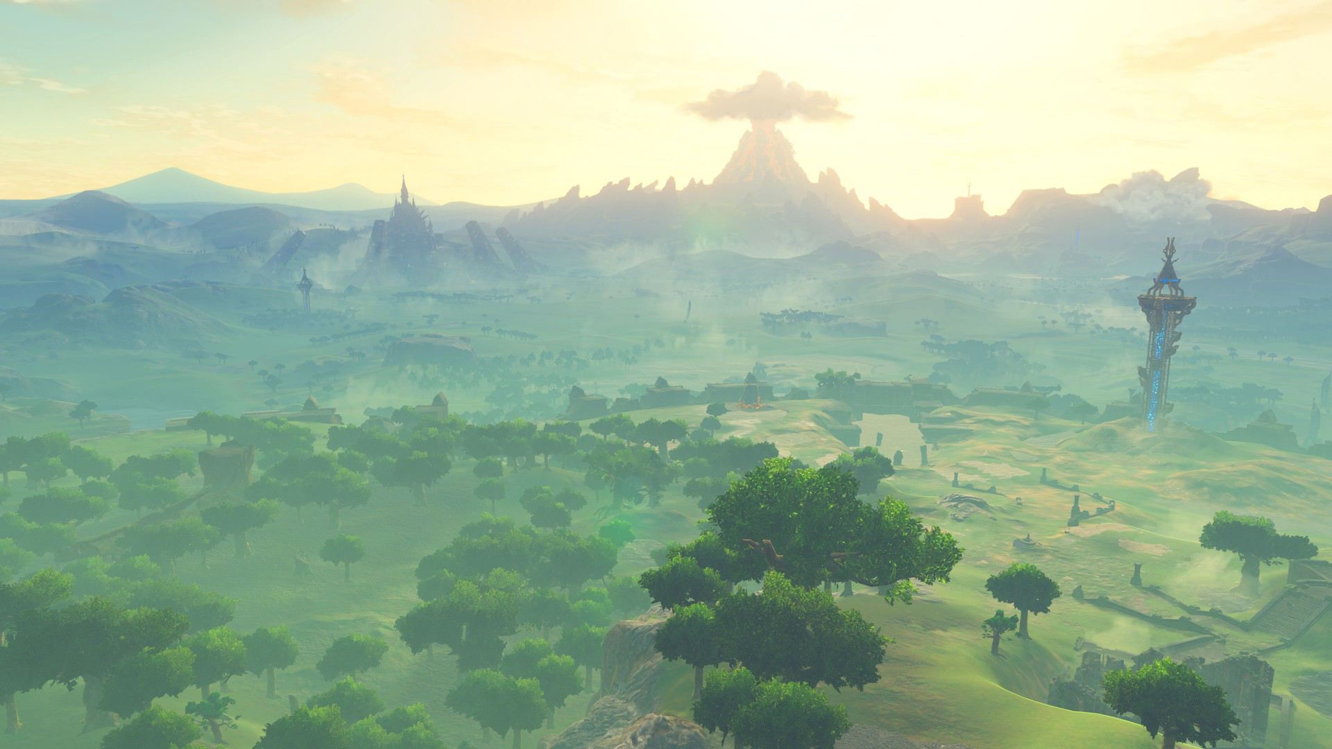 Modder Removes Cel Shading From Breath Of The Wild - Zelda Dungeon