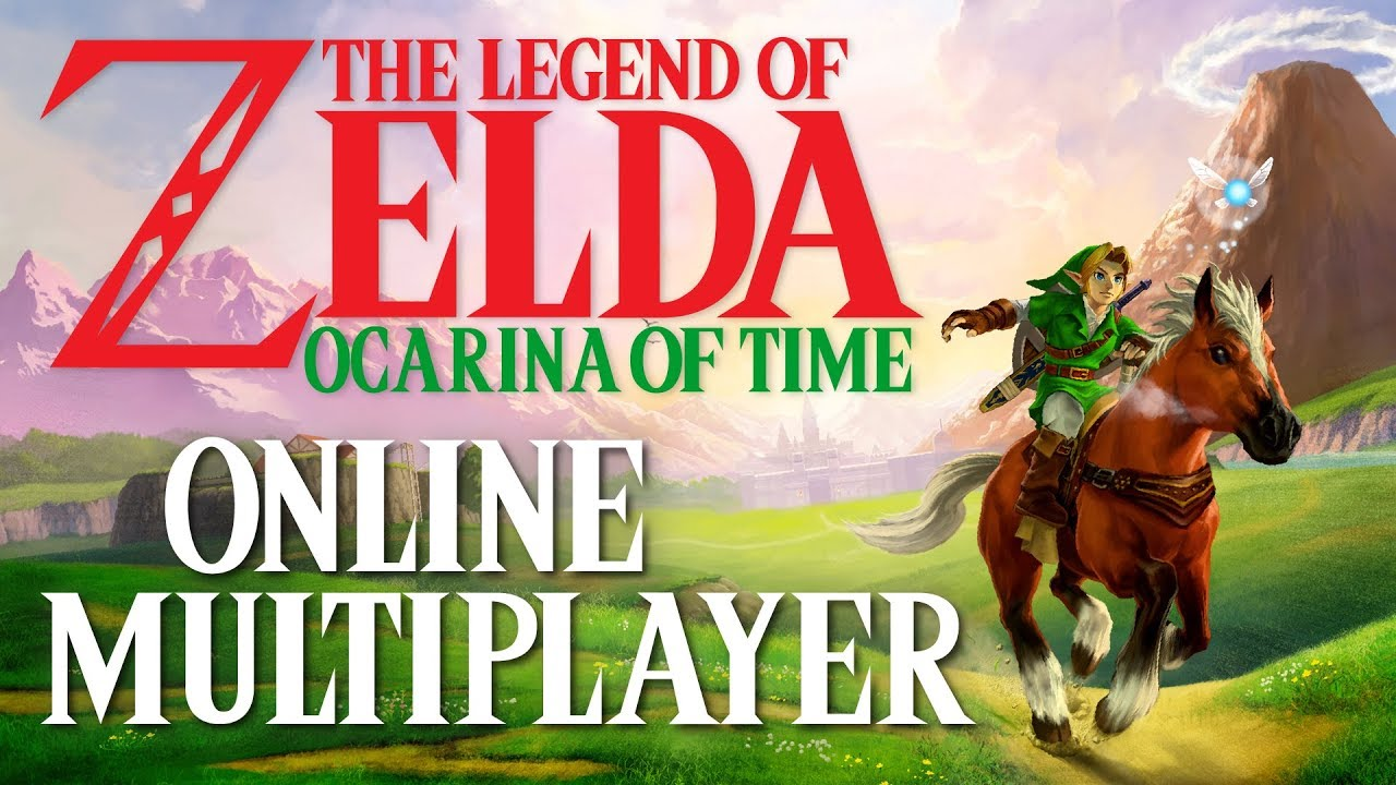 Update: Ocarina of Time Online Public Beta Available Now