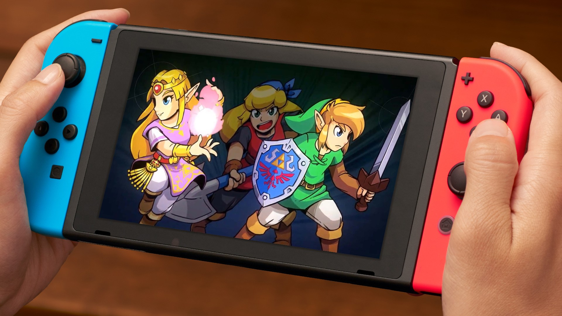 Cadence of Hyrule's Soundtrack Takes Central Inspiration from A Link
