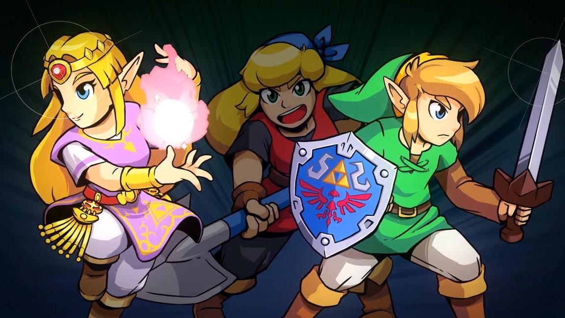 New Zelda Spin-Off Rhythm Game