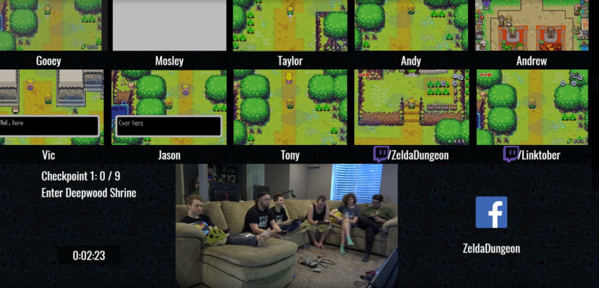 Meet the Roster of the 2019 Zelda Dungeon Marathon; Plus, the Schedule is Revealed!