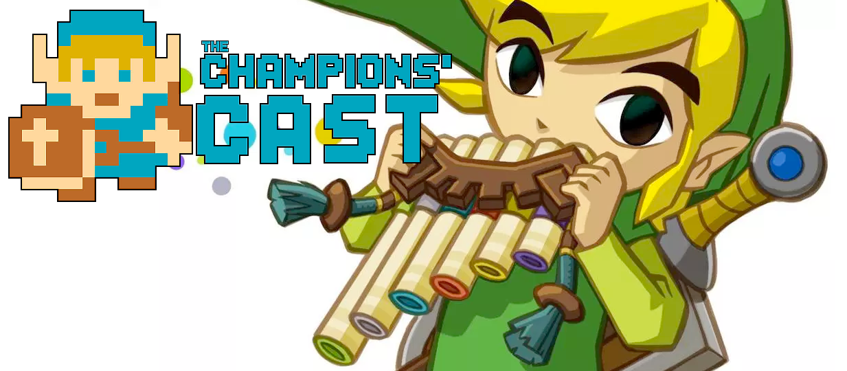 Picking Out Our Favorite Piece of Zelda Music in The Champions' Cast - Episode 51!