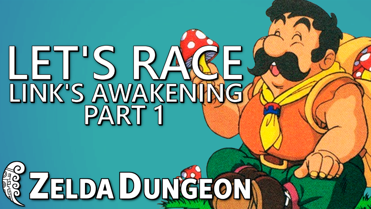 Let's Race Link's Awakening - The Battle of Mabe Village