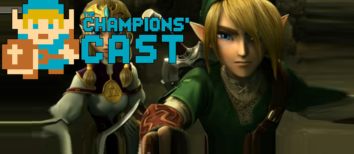 What We Want From a Legend of Zelda Movie in The Champions' Cast - Episode 55