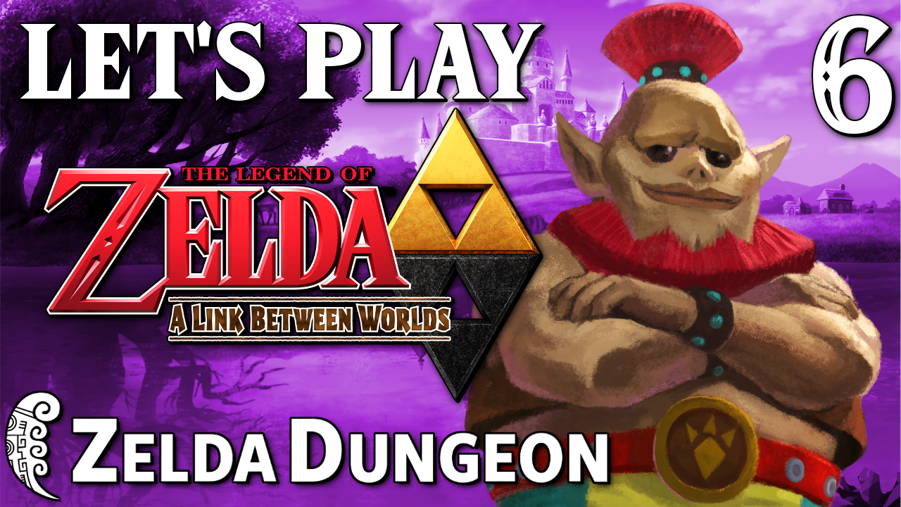 Let's Play A Link Between Worlds - Death Mountain