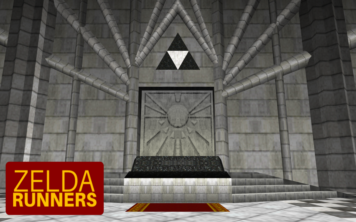Zelda Runners - The Door of Opportunity - Zelda Dungeon