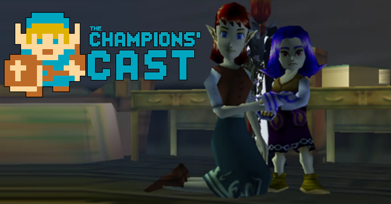 Discussing the 15 Most Impactful Side Quests in the Zelda Series in The Champions' Cast - Episode 60!