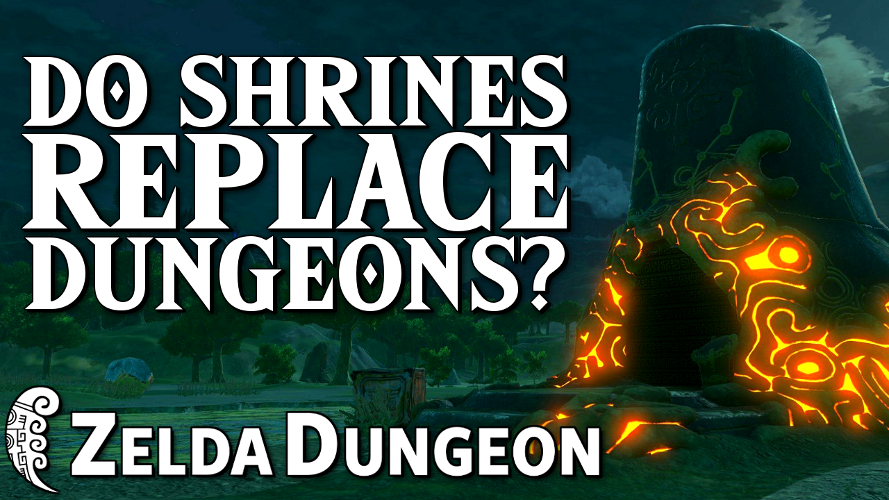 We Give our Take on the Shrine Discussion in This Week's Hyrule Compendium