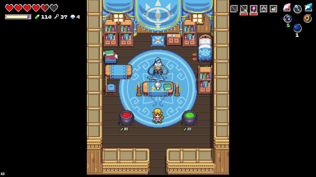 Fresh Batch Of Cadence Of Hyrule Screenshots Released Zelda Dungeon