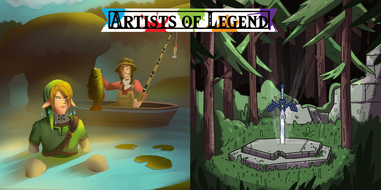 Artists of Legend: Minigames and Major Hype for Breath of the Wild 2