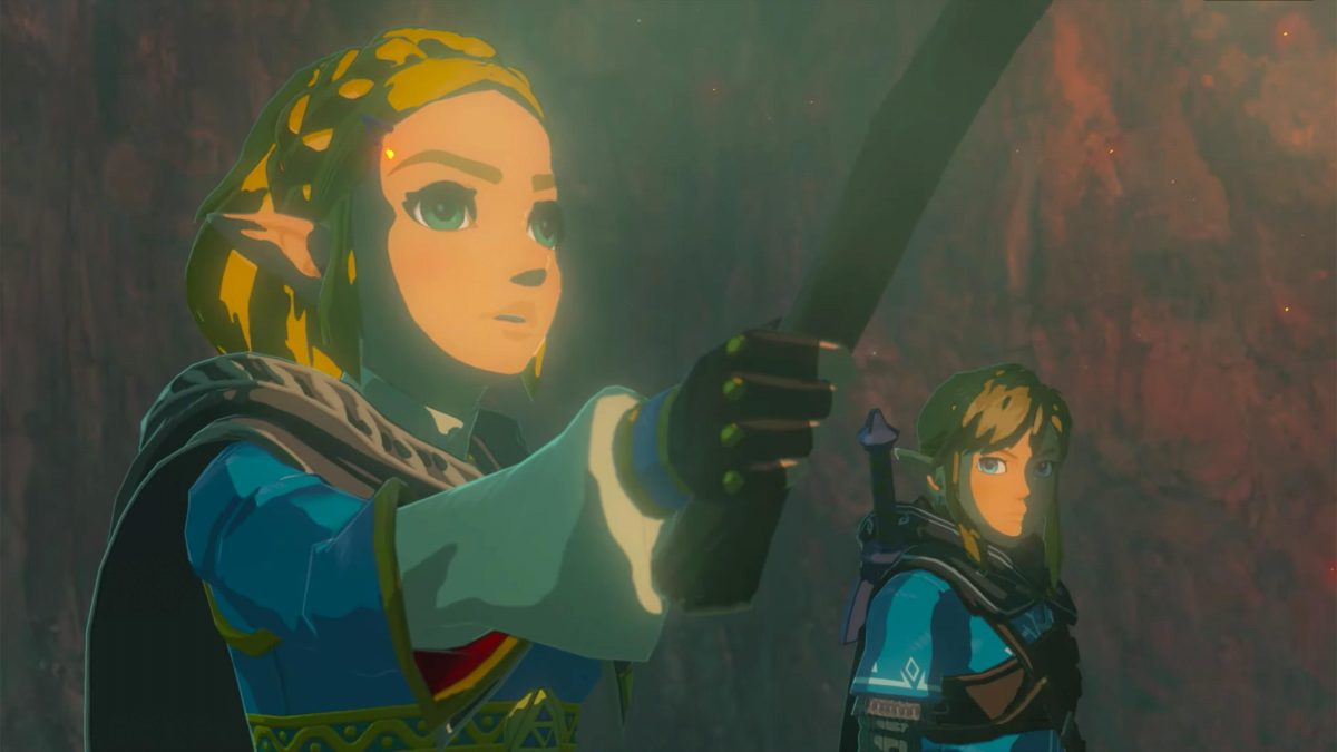 Daily Debate Did You Like Zelda S Short Haircut In The New Breath Of The Wild Sequel Trailer Zelda Dungeon