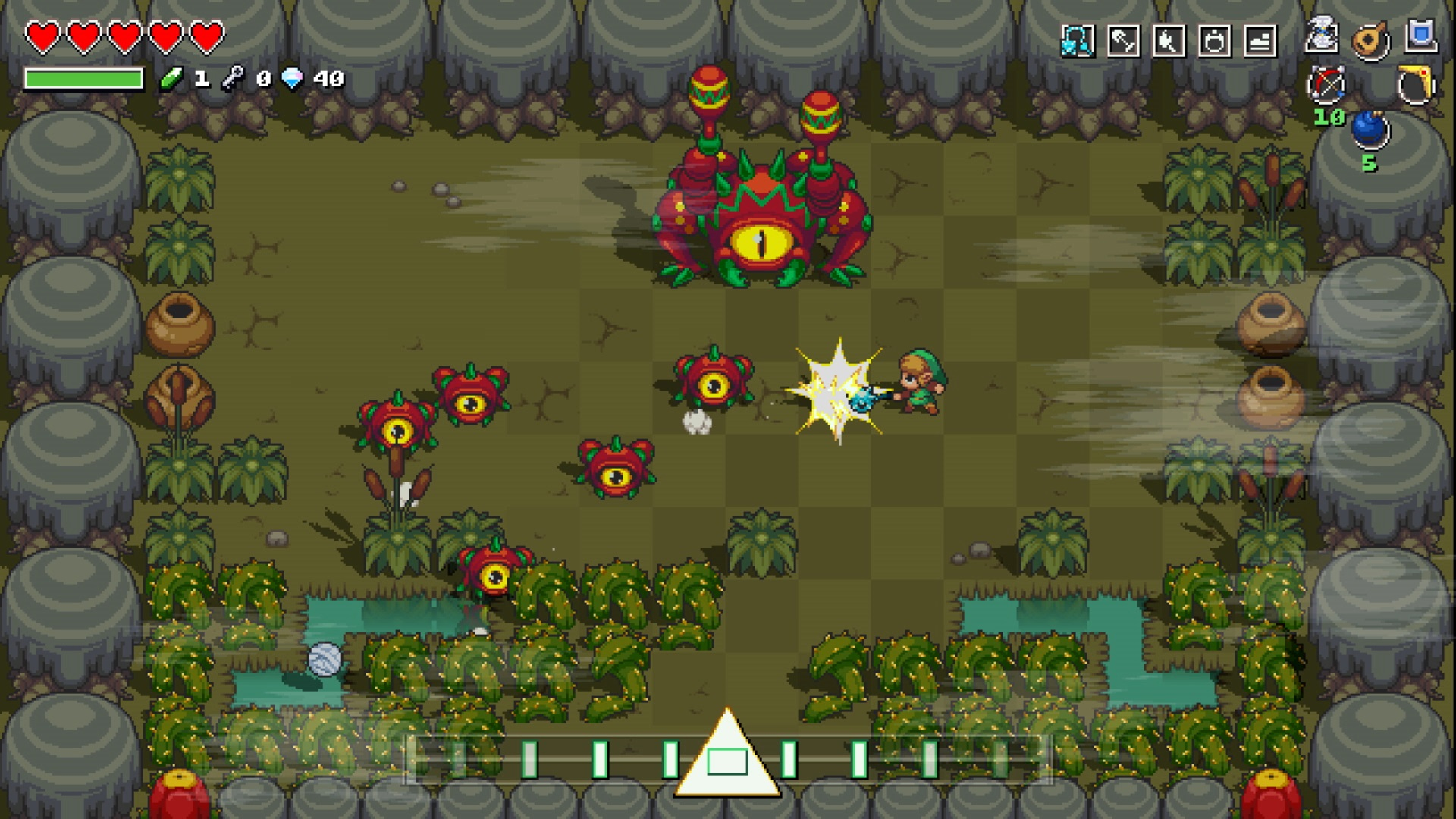 Here S A Fresh Batch Of Cadence Of Hyrule Screenshots Zelda Dungeon