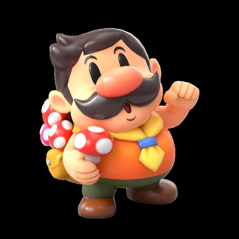 Nintendo Shares A Bunch Of Link U0026 39 S Awakening Art And Screenshots