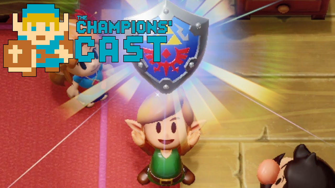 Live @ E3! Pre-Show and Post-Show of Zelda's Big Day At E3 2019 in The Champions' Cast - Episode 63!