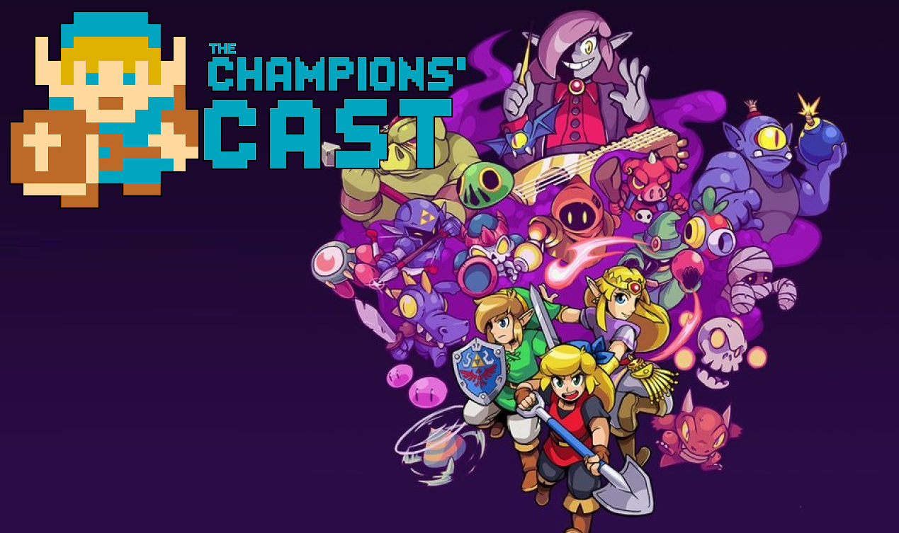 Reviewing Cadence of Hyrule in The Champions' Cast - Episode 65!