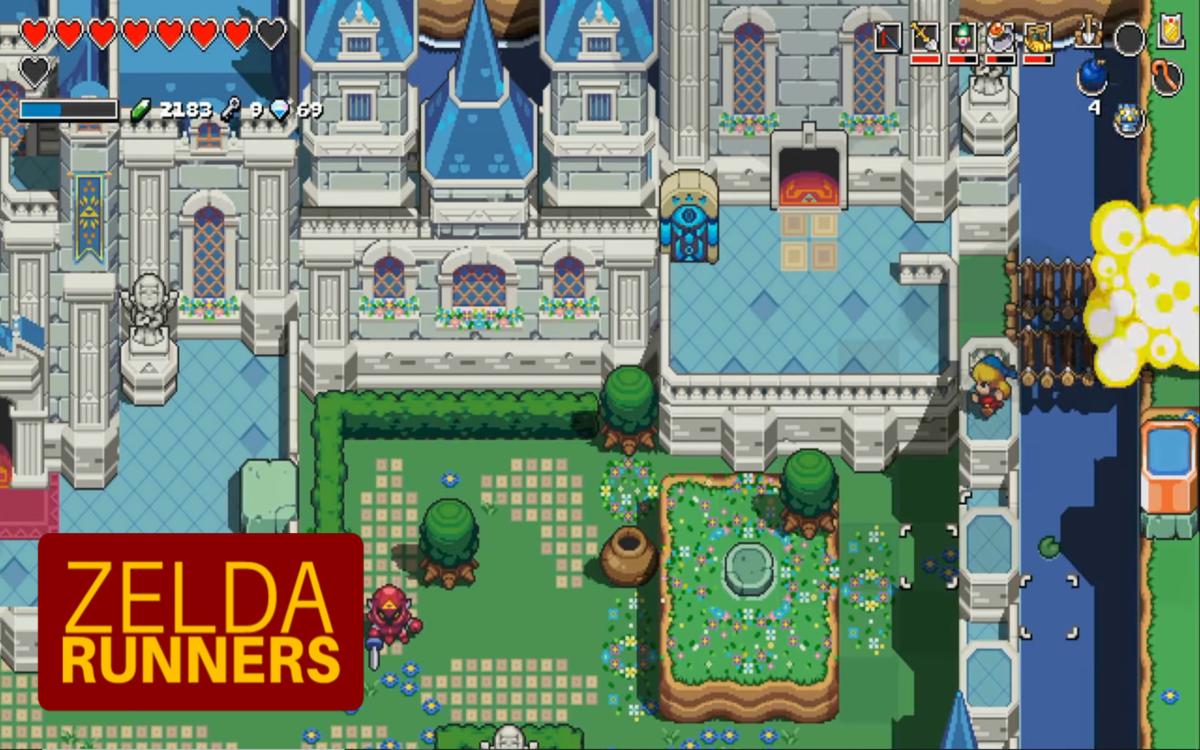 Zelda Runners - Perfect Cadence - Zelda Dungeon