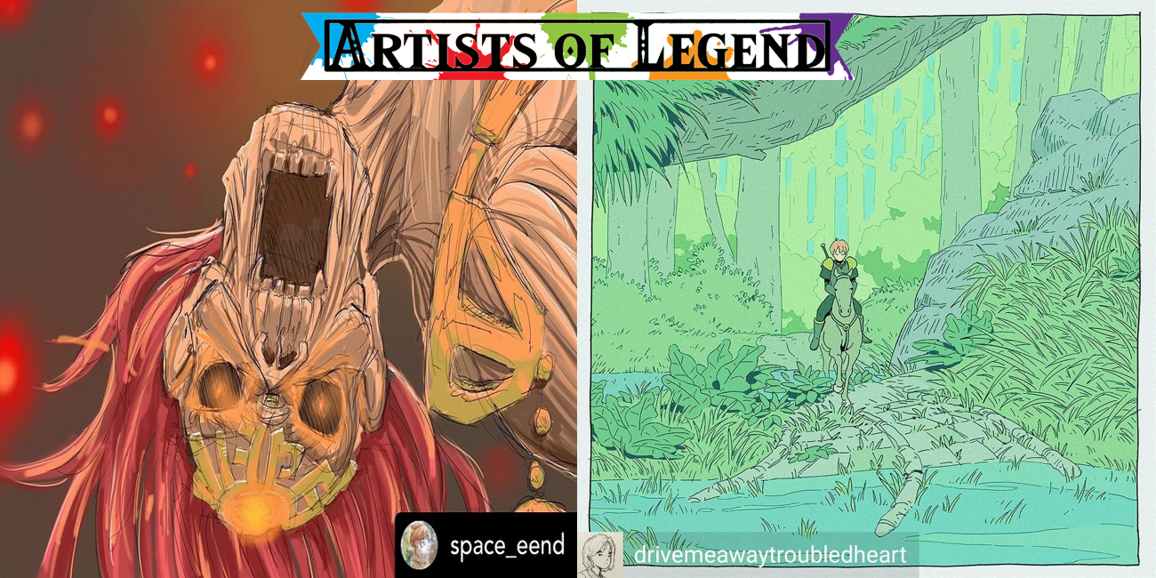 Artists of Legend: Free-For-All Week