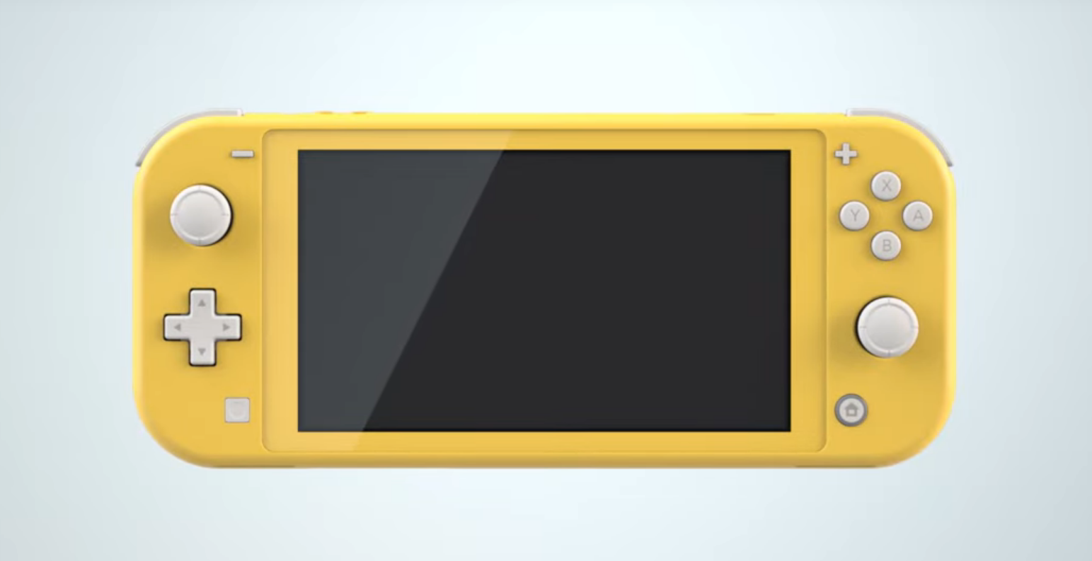 Nintendo Announces Nintendo Switch Lite, Coming September 20th - Zelda Dungeon
